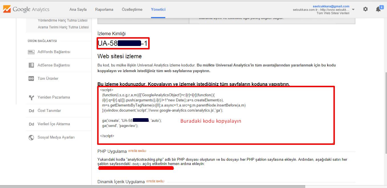 Google-Analytics-Kodu-Ekleme-6