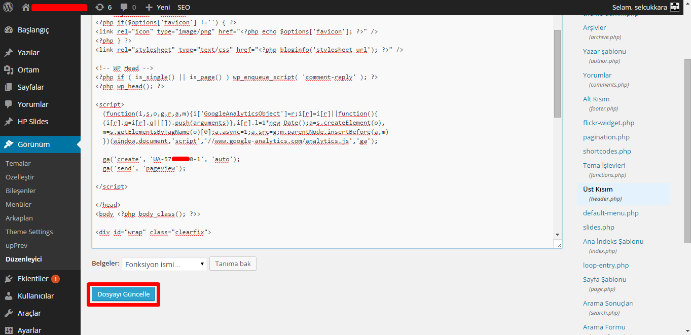 Google-Analytics-Kodu-Ekleme-9