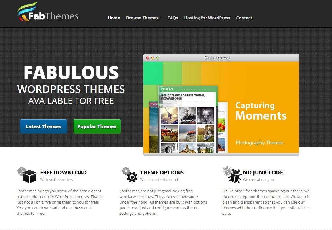 Ücretsiz WordPress Temaları -2