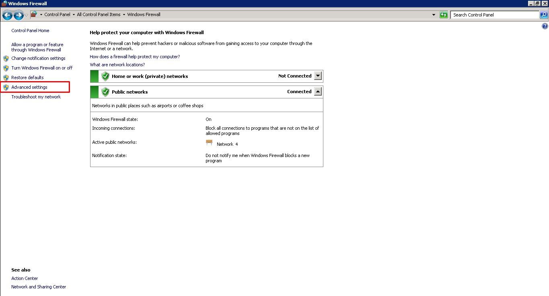 Windows Port Değişimi