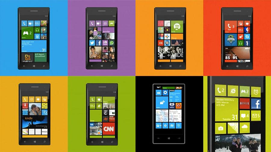 mobil işletim sistemleri - windowsphone
