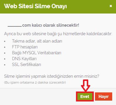 hosting-yardım